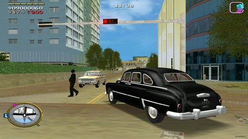 Grand theft auto: liberty city stories.