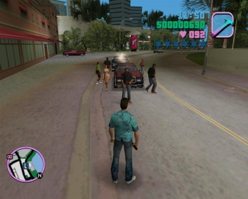 скачать gta vice city millenium