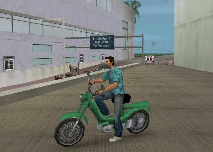 gta vice city iso скачать